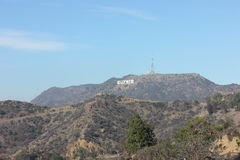 Hollywood royaltyfri bild