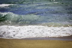 Hollywood Beach Fl. The beach at Hollywood Florida Stock Image