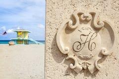 Hollywood Beach, Florida Royalty Free Stock Photo