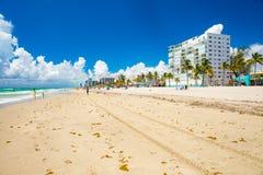 Hollywood Beach Florida Stock Images