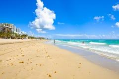 Hollywood Beach Florida Royalty Free Stock Photography
