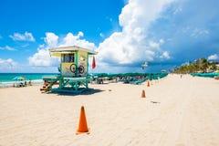 Hollywood Beach Florida Royalty Free Stock Image