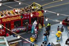 Hollywood Blvd Στοκ φωτογραφίες με δικαίωμα ελεύθερης χρήσης