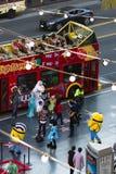 Hollywood Blvd Στοκ φωτογραφία με δικαίωμα ελεύθερης χρήσης