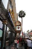 Hollywood California Stock Photos