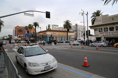 Hollywood California Stock Images