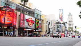 Hollywood stock video footage