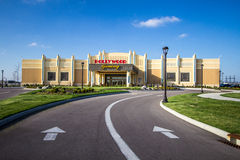 Hollywood Casino In Dayton Stock Image