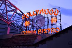 Hollywood China Bistro Stock Photos