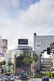 Hollywood et le centre des montagnes Photo libre de droits