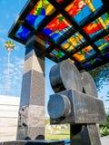 Hollywood för evigtkyrkogård - trädgård av legender royaltyfri bild