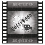 Hollywood filmer stock illustrationer
