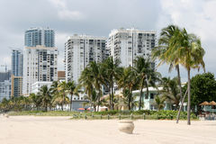 Hollywood Florida Royaltyfri Foto