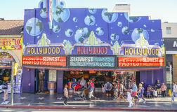 Hollywood Guinness World Records - LOS ANGELES - CALIFORNIA - APRIL 20, 2017 Royalty Free Stock Images