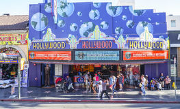 Hollywood Guinness World Records - LOS ANGELES - CALIFORNIA - APRIL 20, 2017 Stock Photos