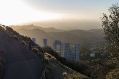 Hollywood Haze Royalty Free Stock Images