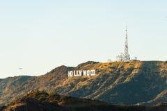 Hollywood hill Stock Photos