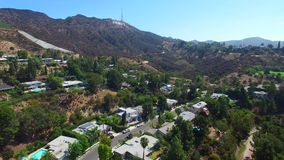 Hollywood Hills Califórnia filme
