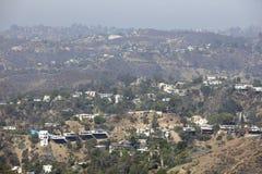 Hollywood Hills California Imagen de archivo