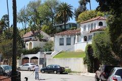 Hollywood Hills Stock Photos