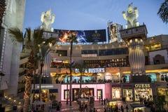 Hollywood-Hochlandmitte Lizenzfreie Stockfotografie