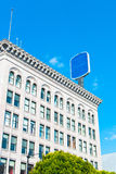 Hollywood Hotel Building Stock Image