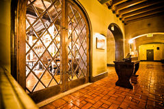 Hollywood Hotel Roosevelt Obrazy Royalty Free