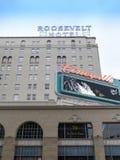 Hollywood hotel Roosevelt Obrazy Stock