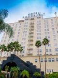 Hollywood hotel Roosevelt Zdjęcie Stock
