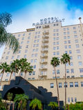 Hollywood Hotel Roosevelt Stock Photo