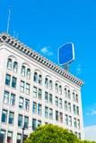 Hollywood hotellbyggnad fotografering för bildbyråer