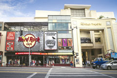 Hollywood, Kalifornia fotografia stock