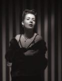 Hollywood kvinna arkivfoton