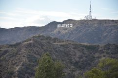Hollywood in LA stock photos