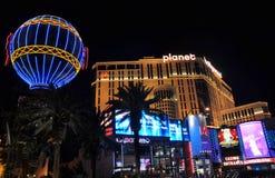 hollywood las planeta Vegas Obraz Stock
