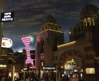 hollywood las planeta Vegas Zdjęcie Stock