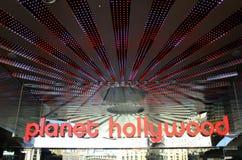 hollywood las vegas πλανητών Στοκ Φωτογραφίες