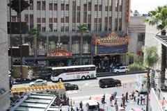 Hollywood, Los Ángeles Fotografía de archivo libre de regalías