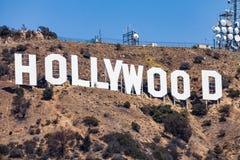 Hollywood, Los Angeles Photos stock