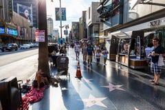 Hollywood, Los Angeles Foto de Stock