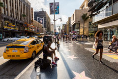 Hollywood Los Angeles Royaltyfri Bild