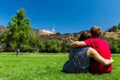 Hollywood, Los Angeles Image stock