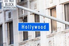 Hollywood, Los Angeles Fotos de Stock Royalty Free