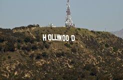 hollywood mt arkivfoto