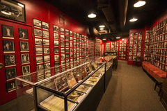 Hollywood museum - Los Angeles - USA arkivfoto