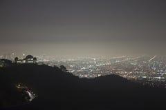 Hollywood-Nebel stockfotografie