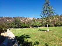 Hollywood Park Image libre de droits
