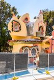 Hollywood Park UNIVERSAL STUDIO, Λος Άντζελες, ΗΠΑ Στοκ φωτογραφίες με δικαίωμα ελεύθερης χρήσης