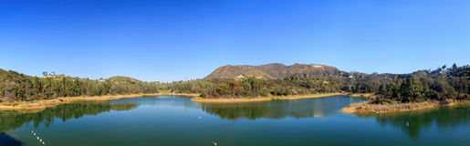 Hollywood reservoir Stock Images