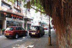 Hollywood Road, Hong Kong Stock Photography